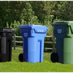 waste storage containers