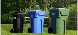 Design of Waste Storage Containers used for Environment Control