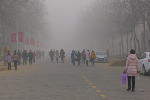 air pollution health problems