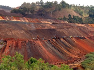 impact of mining on the environment